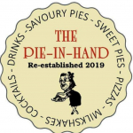 The Pie In Hand logo